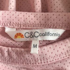 C&C California Tops - Super cute pink top 💖💕🌈